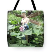 Dragon Fly Queen Tote Bag