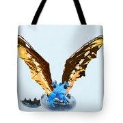 Dragon Hatching Tote Bag