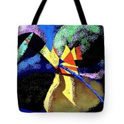 Dragon Killer Tote Bag