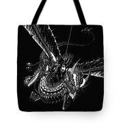 Dragon Knight Tote Bag