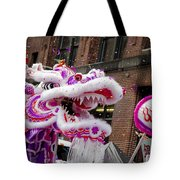 Dragon Moon Tote Bag