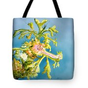 Dragon Of The Sea Tote Bag by Tanya L Haynes - Printscapes