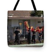 Dragon Parade Camarillo Year Of The Dog 2018 Tote Bag