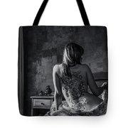 Dragon Queen Tote Bag