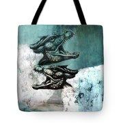 Dragon Sheep Tote Bag