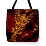 Dragon Skull Tote Bag