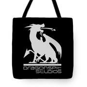 Dragon Spit Studios Logo Tote Bag