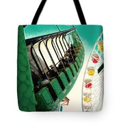Dragon Swing Tote Bag