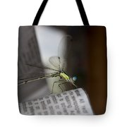 Dragon Times Tote Bag