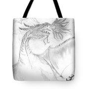 Dragon V. Tote Bag