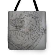 Dragonball Z Tote Bag