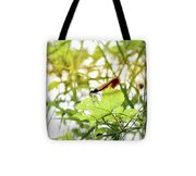 Dragonfly 02 Tote Bag