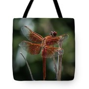 Dragonfly 9 Tote Bag