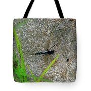 Dragonfly A Tote Bag