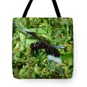 Dragonfly Close Up Tote Bag