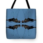 Dragonfly Composite Color Tote Bag