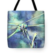 Dragonfly II Tote Bag