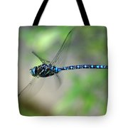 Dragonfly In Flight 2 Tote Bag