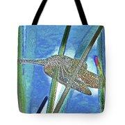 dragonfly Interior Tote Bag