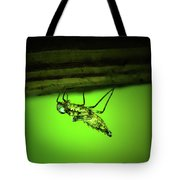 Dragonfly Nymph Tote Bag