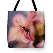 Dragonfly Serenity Tote Bag