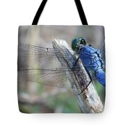 Dragonfly Wing Detail Tote Bag