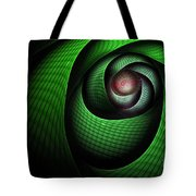 Dragons Eye Tote Bag
