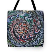 Dragon's Eye Tote Bag