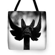 Dragons Gate Tote Bag