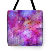 Dragon's Kiss Tote Bag