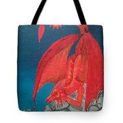 Dragons Love Tote Bag