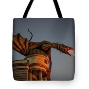 Dragon's Revenge Tote Bag