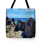 Dragons Teeth Tote Bag