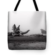 Dragonwood II Tote Bag