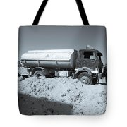 Drained For The While  Tote Bag