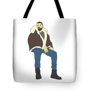 Drake Views Tote Bag
