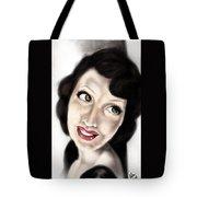 Drama Girl Tote Bag