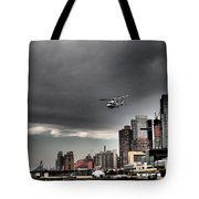 Drama In The City 3 Tote Bag