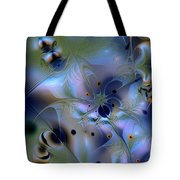 Drama Of Indifference Tote Bag