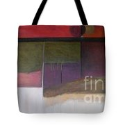 Drama Too Diptych 1 Tote Bag