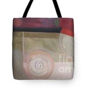 Drama Too Diptych 2 Tote Bag