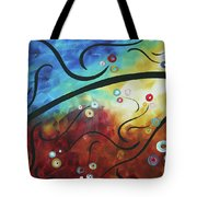 Drama Unleashed 2 Tote Bag by Megan Duncanson