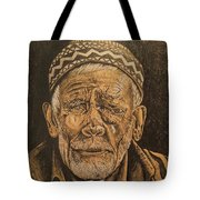 Dramatic Tote Bag