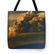 Dramatic Clouds Tote Bag