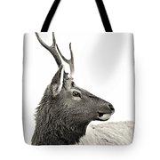 Dramatic Deer Tote Bag