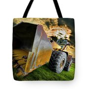 Dramatic Loader Tote Bag by Meirion Matthias