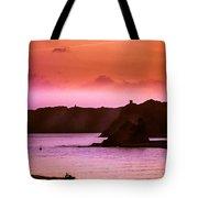 Dramatic Seascape Tote Bag