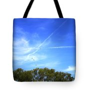 Dramatic Sky Tote Bag