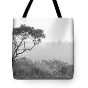 Dramatic Tree Tote Bag