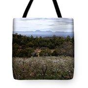 Draney Orchard Pano Tote Bag